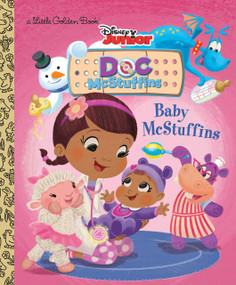 Baby McStuffins (Disney Junior: Doc McStuffins) by Jennifer Liberts, Alan Batson, 9780736435673