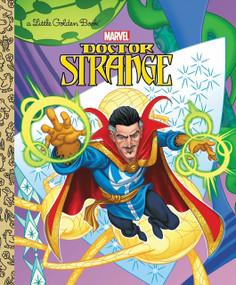 Doctor Strange Little Golden Book (Marvel: Doctor Strange) by Arie Kaplan, Michael Atiyeh, Michael Borkowski, 9781101938652