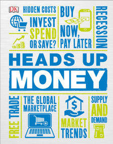 Heads Up Money by DK, 9781465456267