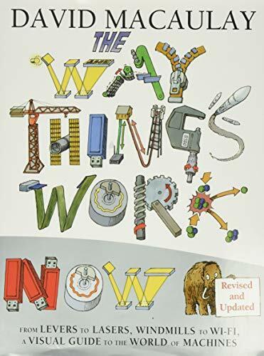 The Way Things Work Now by David Macaulay, 9780544824386