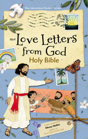 NIrV Love Letters from God Holy Bible, Hardcover by  Zondervan, 9780310743255
