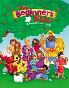 The Beginner's Bible (Timeless Children's Stories) - 9780310750130 by  Zondervan, 9780310750130