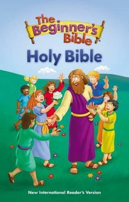 NIrV The Beginner's Bible Holy Bible, Hardcover by  Zondervan, 9780310757016