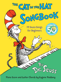 The Cat in the Hat Songbook (50th Anniversary Edition) by Dr. Seuss, 9780394816951