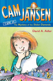 Cam Jansen: the Mystery of the Stolen Diamonds #1 by David A. Adler, Susanna Natti, 9780142400104