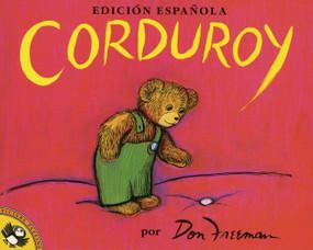 Corduroy (Spanish Edition) by Don Freeman, 9780140542523