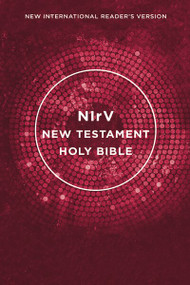 NIrV, Outreach New Testament, Paperback, Pink by  Zondervan, 9780310445975