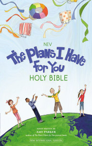 NIV The Plans I Have for You Holy Bible, Hardcover by Amy Parker, 9780310758822