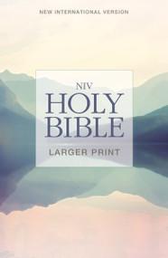 NIV, Holy Bible, Larger Print, Paperback - 9780310446514 by  Zondervan, 9780310446514