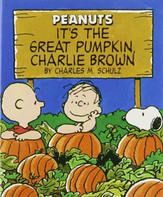 It's The Great Pumpkin Charlie Brown (Mini Ed) (Miniature Edition) by Charles M. Schulz, 9780762420339
