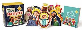 Teeny-Tiny Nativity (Miniature Edition) by Running Press, 9780762460908