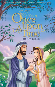 NIrV Once Upon a Time Holy Bible, Hardcover by  Zondervan, 9780310757900
