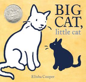 Big Cat, Little Cat - 9781626723719 by Elisha Cooper, 9781626723719