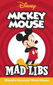 Mickey Mouse Mad Libs by Mickie Matheis, 9780451534002
