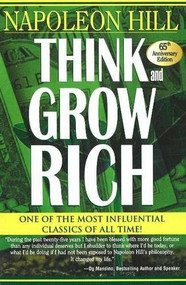 Think and Grow Rich - 9780883910313 by Napoleon Hill, 9780883910313