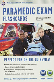 Paramedic Flashcard Book + Online by Jeffrey Lindsey, 9780738611778