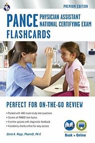 PANCE Flashcard Book + Online by Doris Rapp, 9780738611761
