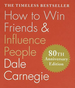 How to Win Friends & Influence People (Miniature Edition) (The Only Book You Need to Lead You to Success) (Miniature Edition) by Dale Carnegie, 9780762462018