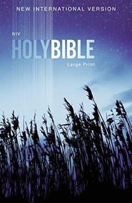 NIV, Outreach Bible, Large Print, Paperback - 9780310446378 by  Zondervan, 9780310446378