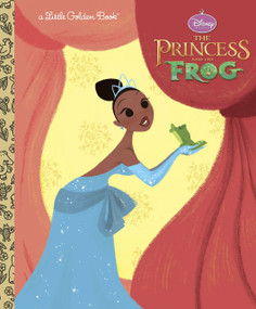 The Princess and the Frog Little Golden Book (Disney Princess and the Frog) by RH Disney, RH Disney, 9780736426282