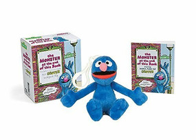 Sesame Street: The Monster at the End of this Book (Includes Illustrated Book and Grover Backpack Clip) (Miniature Edition) by Jon Stone, Mike Smollin, 9780762460861