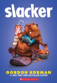Slacker - 9780545823166 by Gordon Korman, 9780545823166