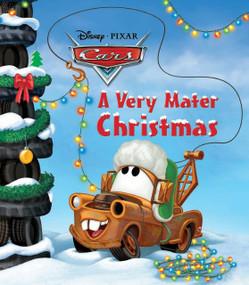 A Very Mater Christmas (Disney/Pixar Cars) by Frank Berrios, RH Disney, 9780736427937