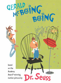 Gerald McBoing Boing by Dr. Seuss, Mel Crawford, 9781524716356