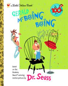 Gerald McBoing Boing - 9780375827211 by Dr. Seuss, Dr. Seuss, 9780375827211