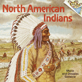 North American Indians by Douglas Gorsline, 9780394837024