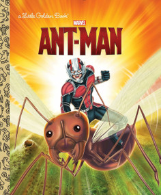 Ant-Man (Marvel: Ant-Man) by Billy Wrecks, Patrick Spaziante, 9780399550973