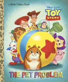 The Pet Problem (Disney/Pixar Toy Story) by Kristen L. Depken, Caroline Egan, 9780736426985