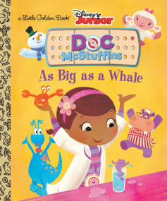 As Big as a Whale (Disney Junior: Doc McStuffins) by Andrea Posner-Sanchez, RH Disney, 9780736430876