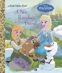 A New Reindeer Friend (Disney Frozen) - 9780736433518 by Jessica Julius, RH Disney, 9780736433518