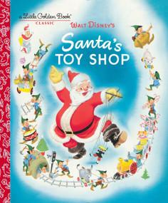 Santa's Toy Shop (Disney) by Al Dempster, RH Disney, 9780736434010