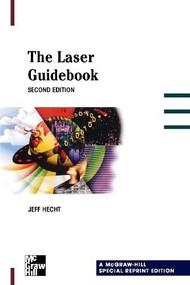 The Laser Guidebook by Jeff Hecht, 9780071359672
