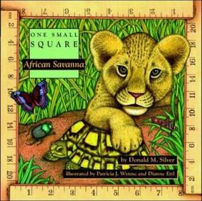 African Savanna by Patricia Wynne, Donald M. Silver, 9780070579316