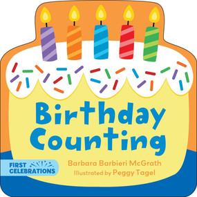 Birthday Counting by Barbara Barbieri McGrath, Peggy Tagel, 9781580895378