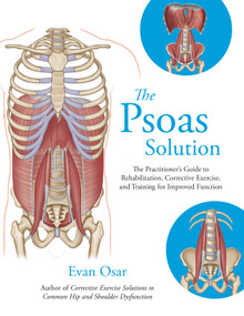 The Psoas Solution (The Practitioner's Guide to Rehabilitation, Corrective Exercise, and Training for Improved Function) by Evan Osar, 9781623171353