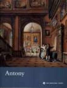 Antony by Oliver Garnett, 9781843590156