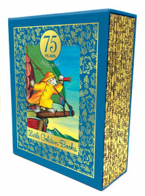 75 Years of Little Golden Books: 1942-2017 (A Commemorative Set of 12 Best-Loved Books) by Garth Williams, Margaret Wise Brown, Tibor Gergely, Eloise Wilkin, 9780399559518