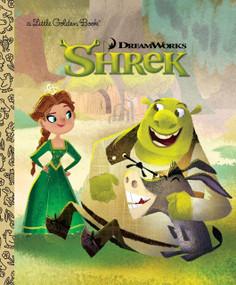 DreamWorks Shrek by Golden Books, Ovi Nedelcu, 9781524767709
