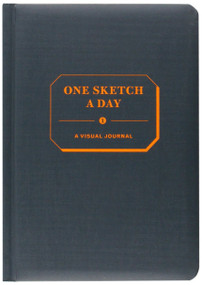 One Sketch a Day (A Visual Journal) by Chronicle Books LLC, 9780811875349