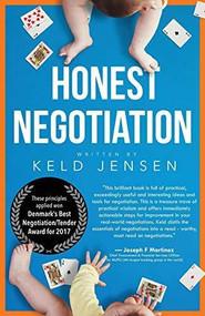 Honest Negotiation by Keld Jensen, 9781628654073