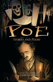 Poe: Stories and Poems (A Graphic Novel Adaptation by Gareth Hinds) - 9780763695095 by Gareth Hinds, 9780763695095