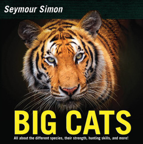 Big Cats (Revised Edition) by Seymour Simon, 9780062470355