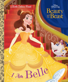 I Am Belle (Disney Beauty and the Beast) by Andrea Posner-Sanchez, Alan Batson, 9780736439053