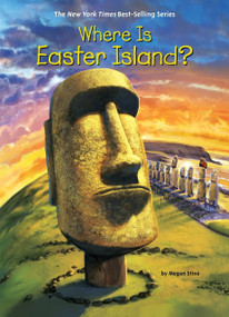 Where Is Easter Island? - 9780515159509 by Megan Stine, Who HQ, John Hinderliter, 9780515159509