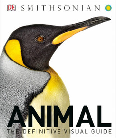 Animal (The Definitive Visual Guide, 3rd Edition) by DK, 9781465464101
