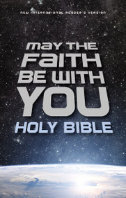 NIrV May the Faith Be with You Holy Bible, Hardcover by  Zondervan, 9780310757887